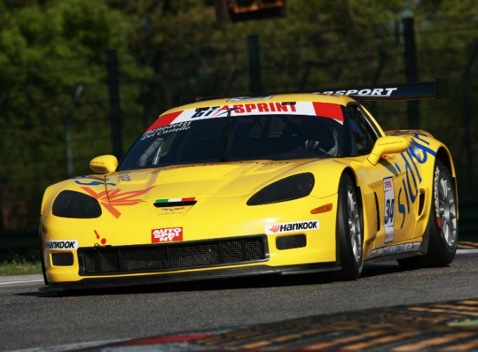 GTSprint International Series – Del Castello-Benedetti lanciano la sfida alle Ferrari