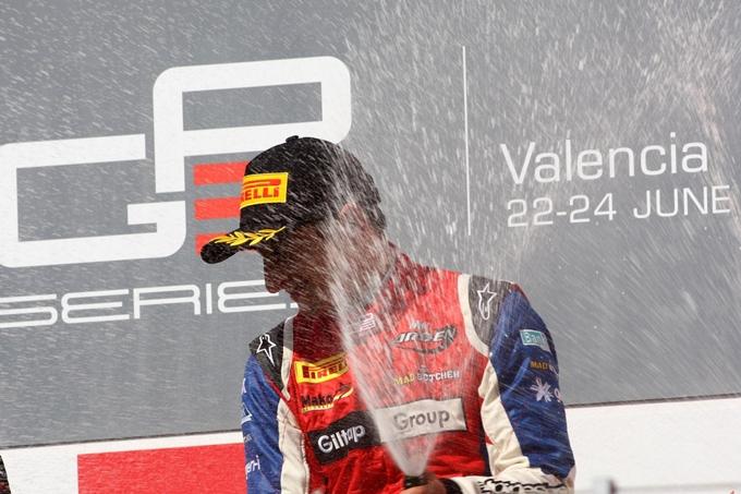 GP3 – Cartoline da Valencia