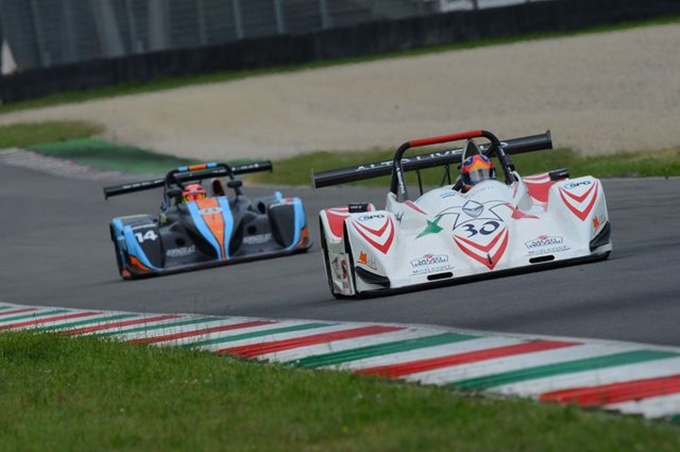 Successo di Francioni nel Campionato Italiano Prototipi