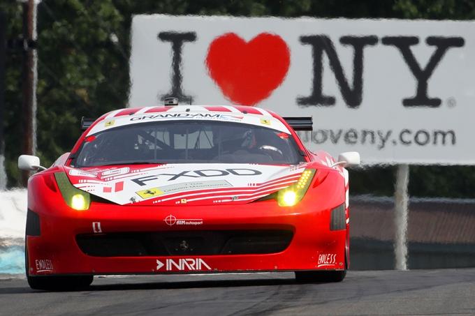 6 Ore di Watkins Glen – La Ferrari conquista il podio