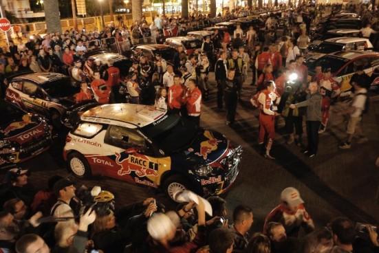 WRC – Il Rally di Spagna parte da Barcellona