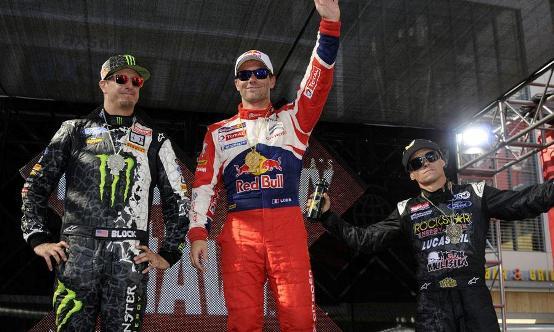 Sébastien Loeb vince anche agli X Games