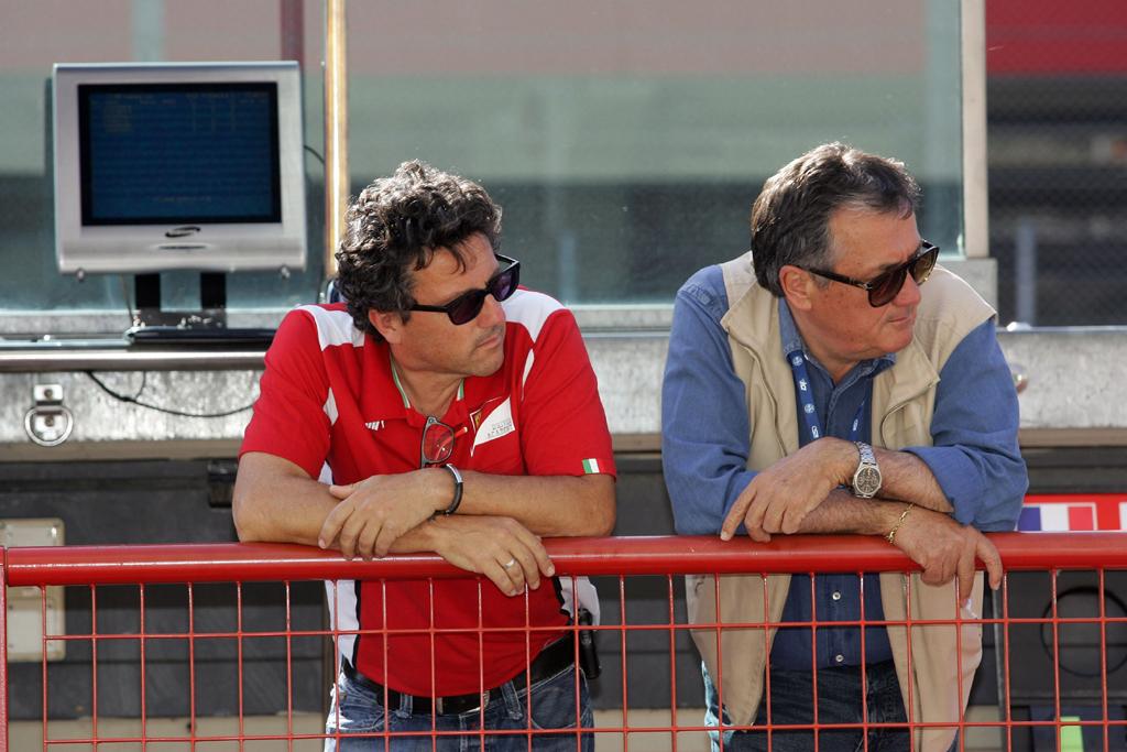 """Gian Carlo Minardi """"Con Misano potranno delinearsi le classifiche"""""""