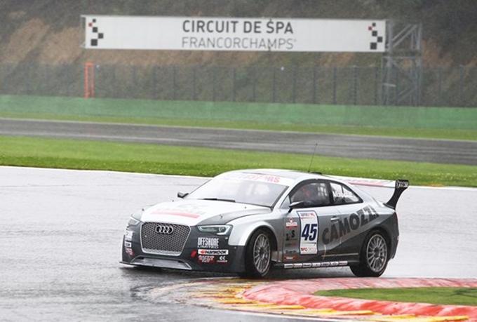 Superstars International Series – La pole a Spa-Francorchamps è di Morbidelli