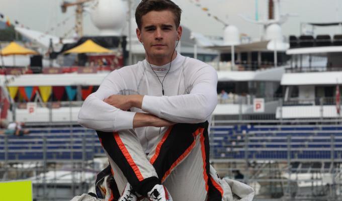 GP2 – Dillmann non correrà a Silverstone