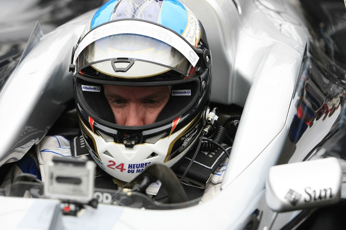 Nick Heidfeld correrà in Supercup