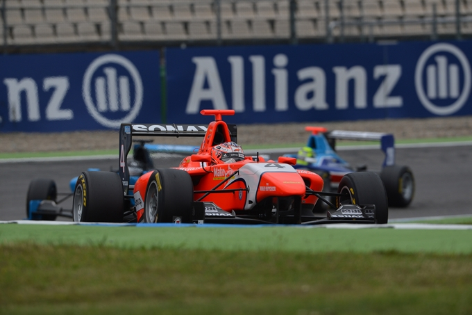 GP3 – Weekend all'insegna di Niederhauser ed Evans