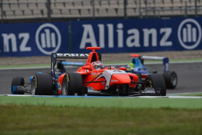 GP3 – Weekend all'insegna di Niederhauser ed Evans