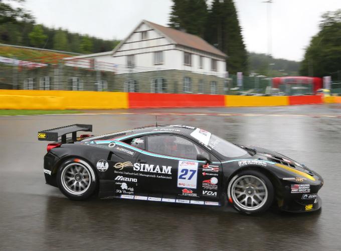 GTSprint International Series – Andrea Palma si aggiudica il titolo in anticipo