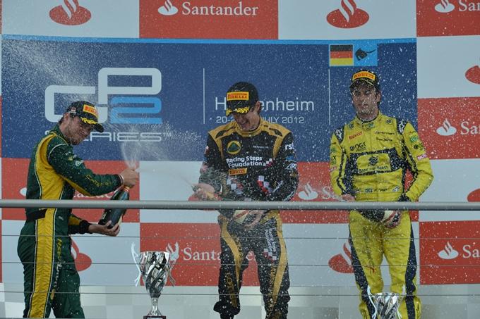 GP2 – Ceccotto Jr. e Calado: Hockenheim è loro