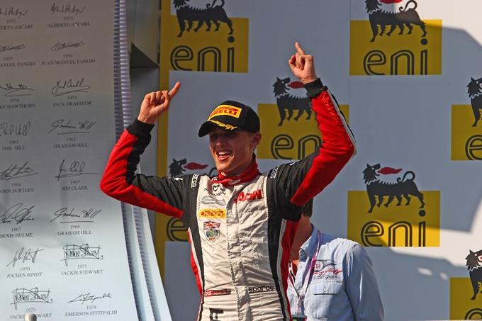 GP2 – Max Chilton dopo la pole ci prende gusto