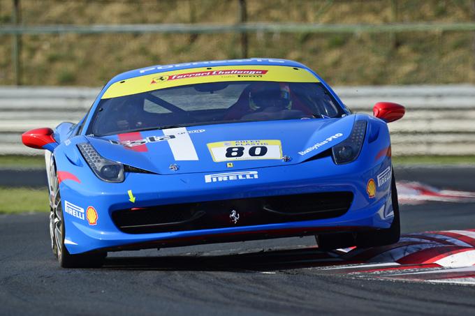 Il Ferrari Challenge sbarca a Spa