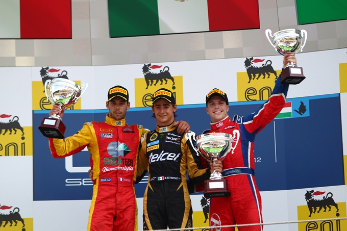 GP2 – Gara 2 all'Hungaroring è di Gutierrez