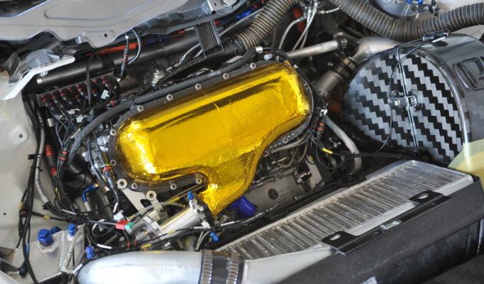 WTCC – Honda svela il nuovo motore HR412E