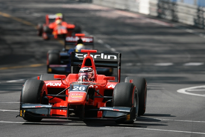 GP2 – Max Chilton conquista la pole all'Hungaroring
