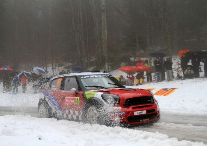WRC – Definite le date di svolgimento del Rally di Montecarlo
