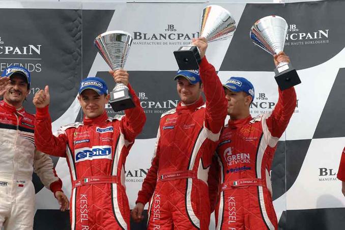 Ottimo terzo posto per Davide Rigon al Paul Ricard