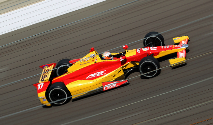 Indycar – Saavedra presente a Sears Point