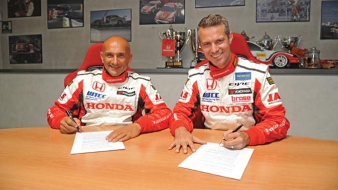 WTCC – Honda ufficializza l'ingaggio di Tarquini