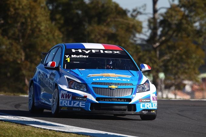 WTCC – Chevrolet regina anche a Curitiba