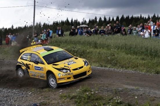 SWRC – PG Andersson dice la sua sul weekend finlandese
