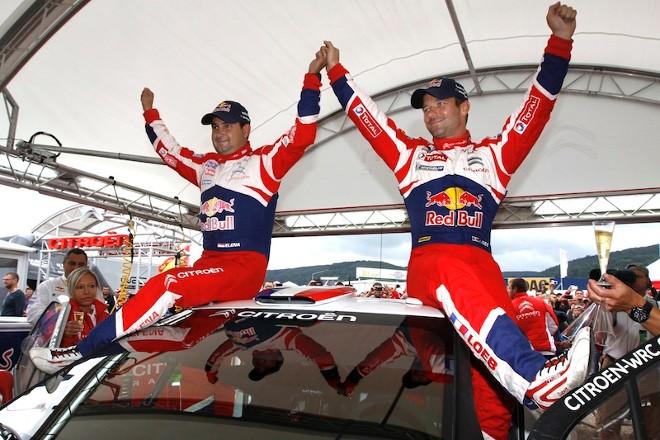 WRC – Sébastien Loeb Kaiser tedesco