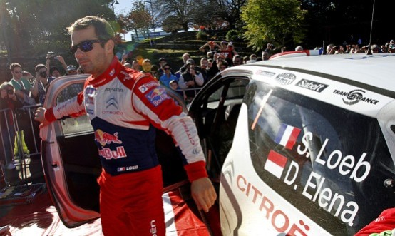 WRC – Loeb segna il passo in Finlandia