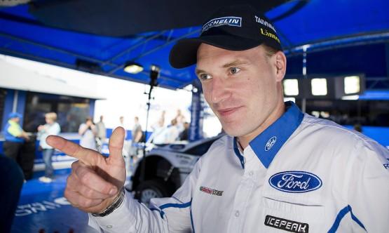 """WRC – Jari-Matti Latvala, """"In Germania per il podio"""""""