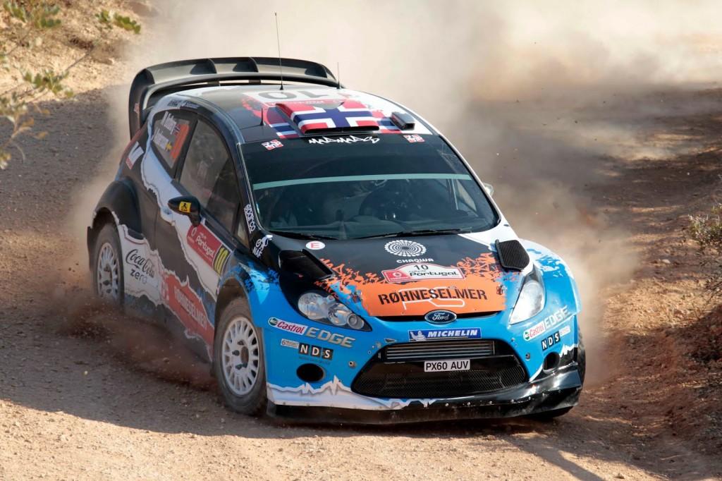 """WRC – Ostberg, """"In Germania punto ad inserirmi tra i primi sei"""""""