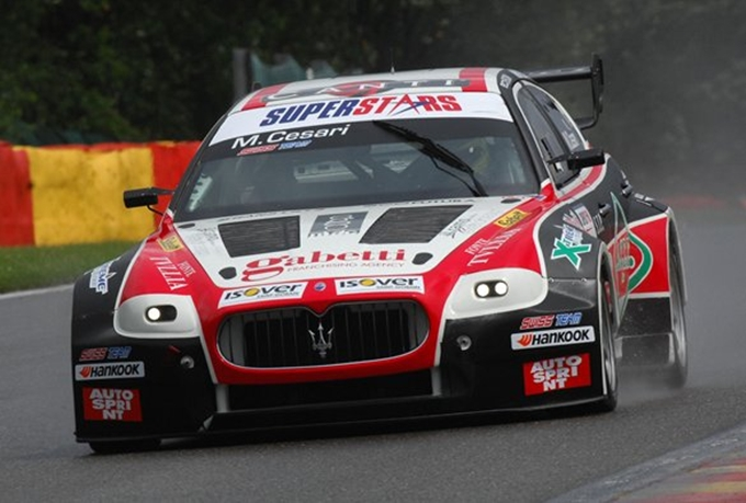Superstars International Series – Mauro Cesari pronto a ripartire