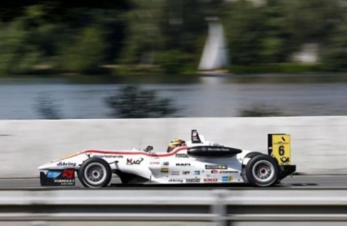 F3 – Pascal Wehrlein vola al Nürburgring