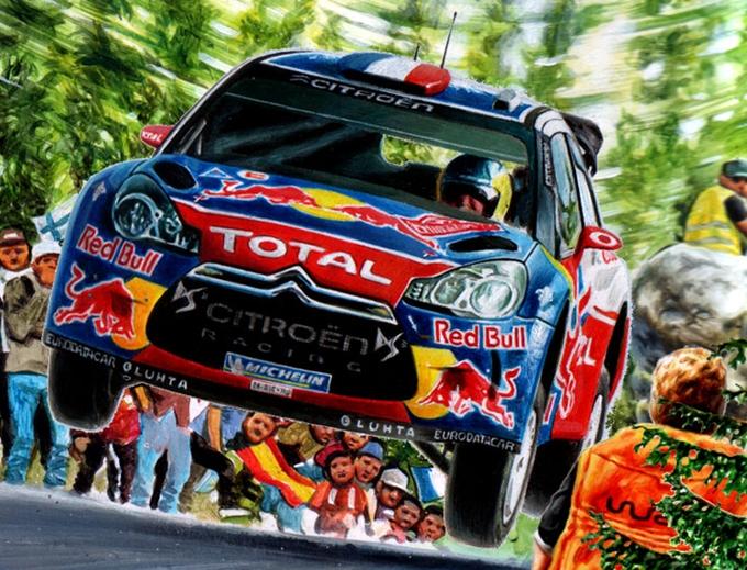 WRC 3 – Arrivano i tre nuovi artwork