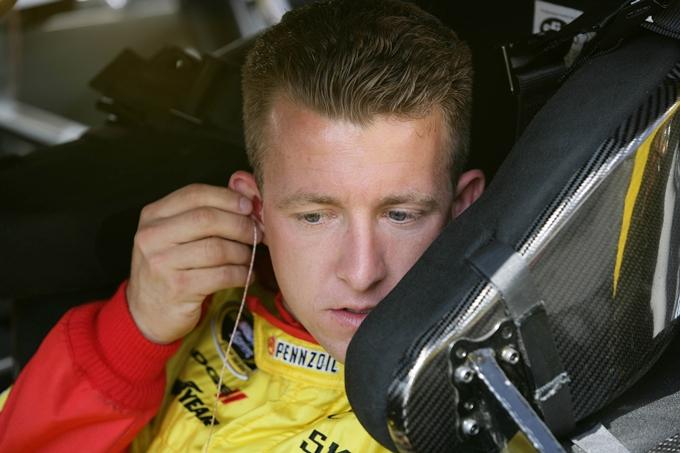 Penske Racing-Aj Allmendinger: collaborazione terminata