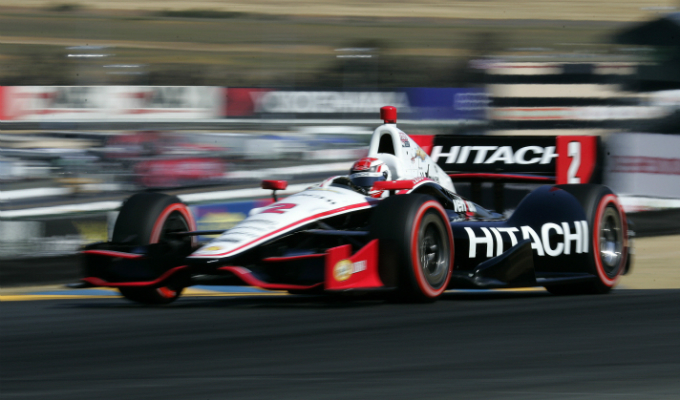 IndyCar – Power sempre più leader, ma Briscoe lo beffa