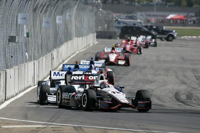 IndyCar – Aumenta il tempo delle libere a Sonoma