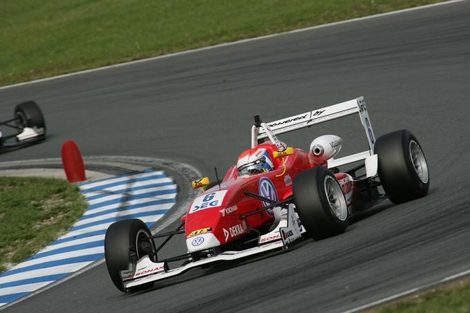 F3 – A Zandvoort arriva la prima di Rosenqvist