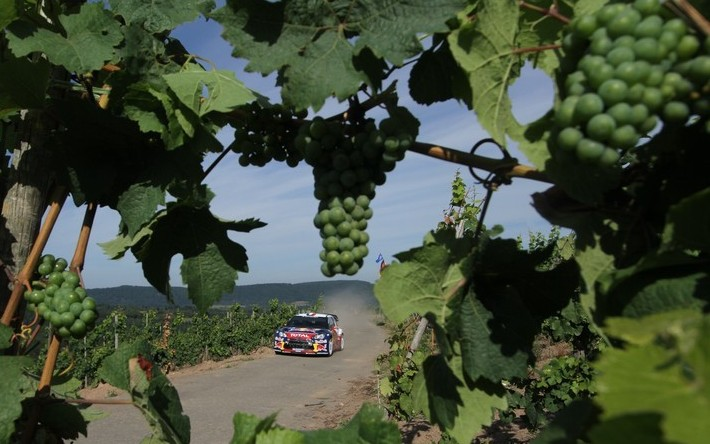 WRC – Shakedown nelle mani dell'Extraterrestre
