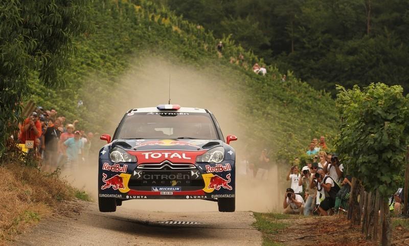 WRC – Dominio Séb anche nel giorno 2