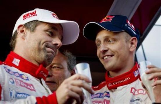 WRC – La coppia Citroën sul Deutschland