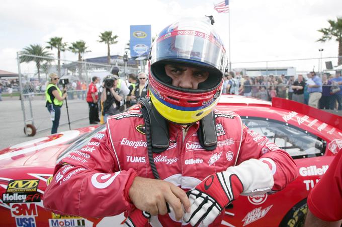 Nascar Sprint Cup – Watkins Glen porta bene a Montoya: è pole