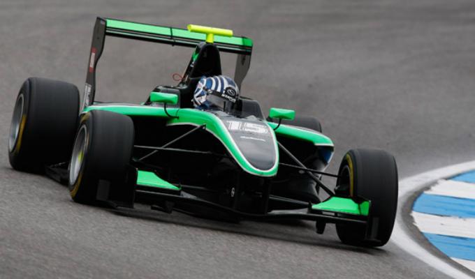 GP3 – La Status GP conferma Lewis Williamson