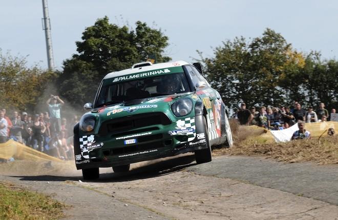 """WRC – Nobre si confessa, """"Volevo fare il calciatore"""""""