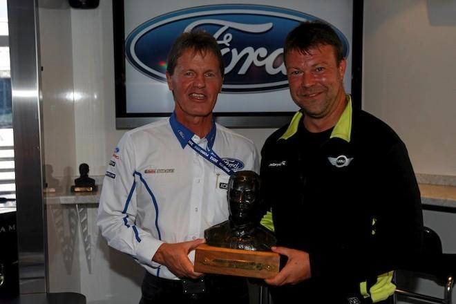 WRC – A Prevot il premio in onore di Michael Park