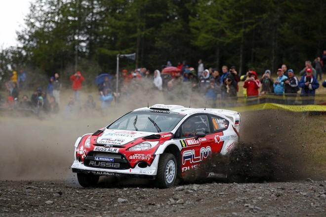 WRC – Ilka Minor leggerà le note a Novikov