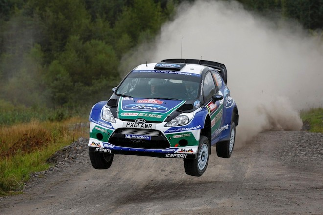 WRC – In UK comanda il duo Ford
