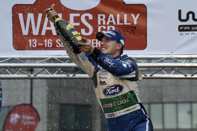 """WRC – Latvala, """"Il Wales è la mia seconda gara di casa"""""""