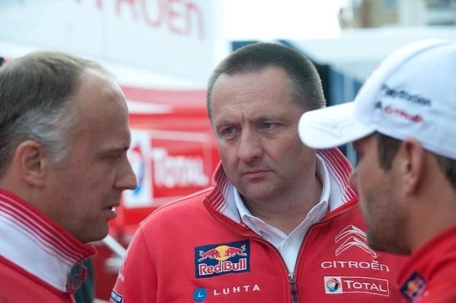 """WRC – Yves Matton: """"E' normale commettere degli errori"""""""