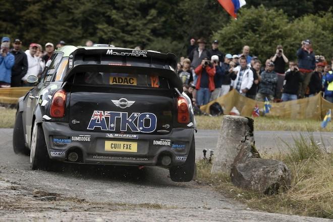 WRC – Torna la coppia Atkinson-MacNeall