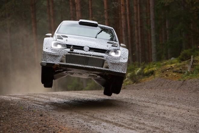 WRC – Nuovi test per la Polo