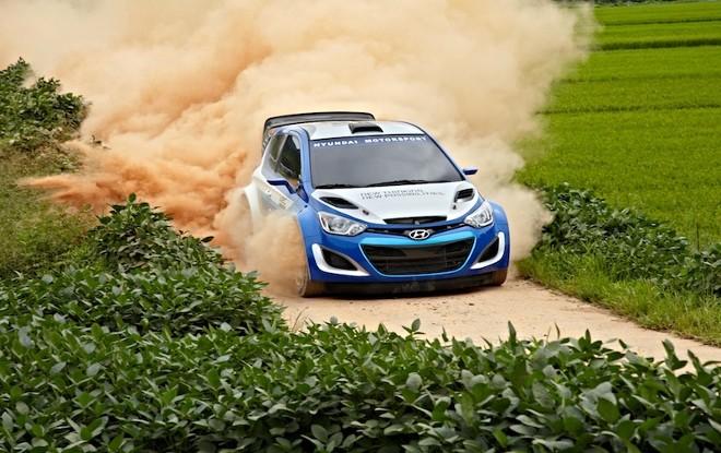 WRC- Ritorno Hyundai nel 2013